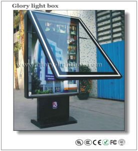 Single Sided Advertising LED Scrolling City Light Box pictures & photos