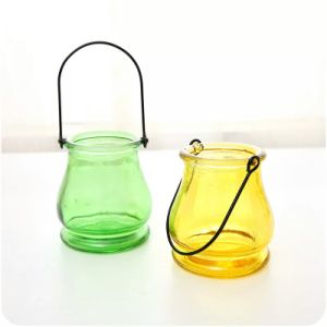 Glass Vase/Decoration Vase/Plants Container/Hanging Bottle pictures & photos