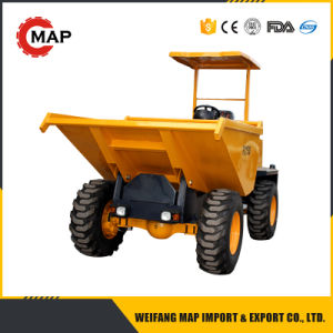 China 7t Fcy70 Compact Site Dumper for Earth Moving pictures & photos