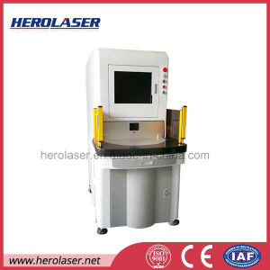 355nm Cold Beam Ultraviolet Laser Marking Machine for Medical Pipe/ Device pictures & photos