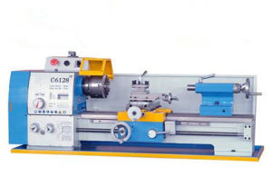 Hot Sales Mini Lathe China (Mini Bench LatheC6128BX610 C6128V X610) pictures & photos