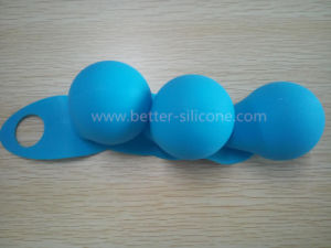 New Design LED Silicone Rubber Bulb Cover pictures & photos