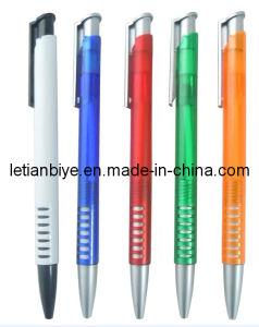 Plastic Ballpoint Pen as Promotion (LT-Y066) pictures & photos