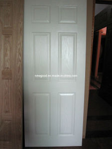 china competitive price room door set wooden interior door set melamine skin or pvc