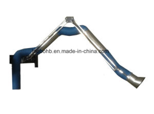 Gas-Filled Struts Support Structure Flexible Extraction Hood Arm pictures & photos