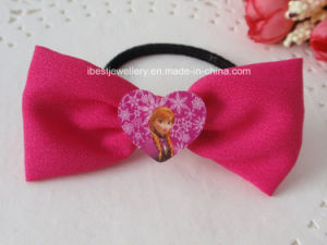 Children Hair Accessories - Plastic Heart Anna Hair Band