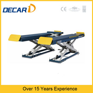 Decar Dk-35FC Underground Car Lift Auto Lift for Car pictures & photos