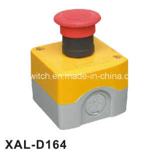 (XAL-D164) Xal Series Control Box Mushroom Push Button Switch pictures & photos
