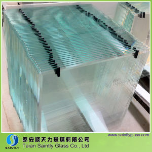 Clear Float Glass with Tempered pictures & photos