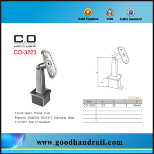 Square Handrail Support (CO-3223) pictures & photos