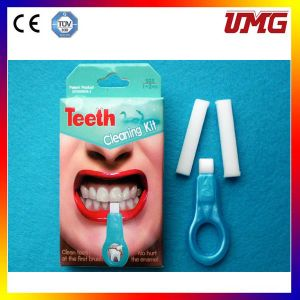 China New Innovative Product Compressed Melamine Sponge China Dental Supply for Teeth Whitening pictures & photos