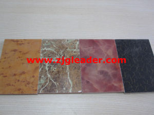 Melamine (HPL) Laminate MGO Board pictures & photos