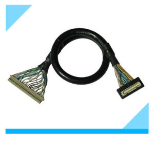 China Factory Custom TV Electric Lvds Cables pictures & photos