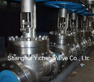 Flexible Wedge Rtj Flange Gate Valve pictures & photos