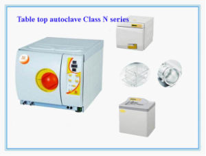 Bioautoclave Table Top Autoclave Class N Series pictures & photos