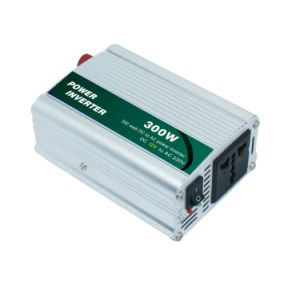 Micro 300W Portable Auto Car Power Inverter (QW-300MUSB) pictures & photos