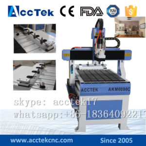 2.2kw Water Cooling Spindle Atc CNC Mini Milling Machine