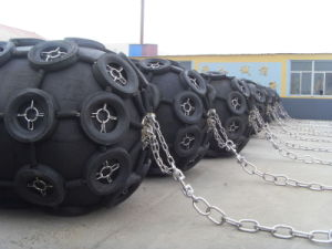 Marine Pneumatic Rubber Fenders/Pneumatic Rubber Fenders pictures & photos