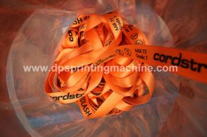 Lashings Straps Automatic Screen Printing Machine Ce Approved pictures & photos