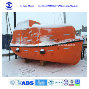 Totally Enclosed Offshore Platform Type Lifeboat for Sale pictures & photos