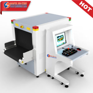 Security Threats Detection X-ray Baggage Inspection Equipment SA6550B pictures & photos