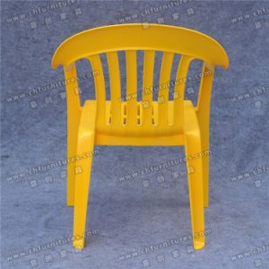 Garden Furniture Modern Dining Plastic Outdoor Stacking Chair Yc P90 2