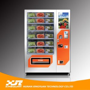 Escalator Vending Machine for Vegetable/Salad pictures & photos