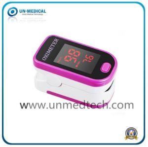 Portable LED Display Fingertip Finger Digital Pulse Oximeter SpO2 pictures & photos