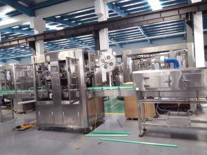 Full Automaticly PVC Shrink Sleeve Labeling Machine pictures & photos