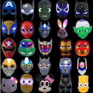 China 2017 Wholesale Halloween Party Face Mask Cosplay Halloween ...