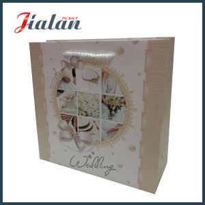 Wedding Design Custom Logo Printed Cheap Wholesales Craft Paper Bag pictures & photos