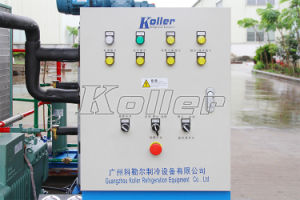 Koller Commercial High Quality Dry Flake Ice Maker for Seafood 3ton pictures & photos