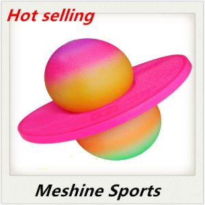 Colorful Inflatable Pogo Ball Toy for Promotional Gift pictures & photos