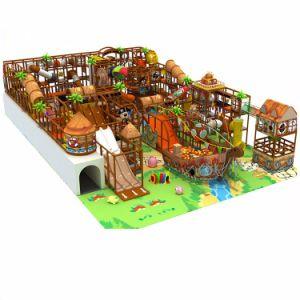 Professional Big Size Puzzle Amusement Space Kids Indoor Playground pictures & photos
