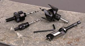 Professional Power Tools Accessories 9PCS HSS Bi-Metal Hole Saw Set pictures & photos