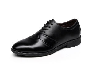 Office Leather Working Shoes for Men pictures & photos