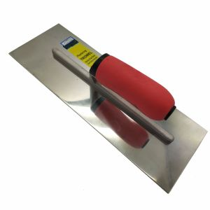 """Stainless Steel Plastering Trowel 14""""*4 3/4"""" FT44 pictures & photos"""