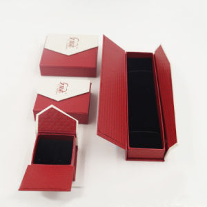 Popular Girls′ Jewellery Jewel Jewelry Gift Packaging Box (J07-E) pictures & photos