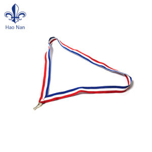 Unique Design Hot Style Sublimated Colorful Medal Ribbon pictures & photos