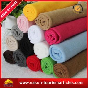 100% Polyester Anti Pilling Polar Fleece Blanket pictures & photos