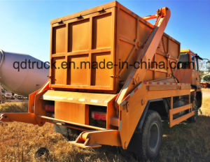 HOWO Brand 4X2 Skip Loader Truck, Garbage Truck and Refuse Truck pictures & photos