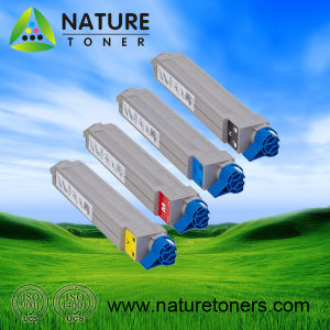 Color Toner Cartridge and Drum Unit for Okidata C9600/ C9800 / C9650/C9850 pictures & photos