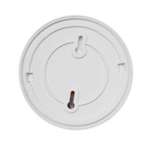 Indoor Home Security Wireless Smoke Detector Alarm with ABS pictures & photos