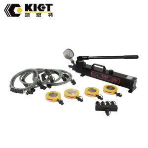 Kiet Ultra-Low Thin Hydraulic Cylinder pictures & photos