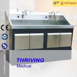 Hospital Stainless Steel Washing Sink (THR-SS078) pictures & photos