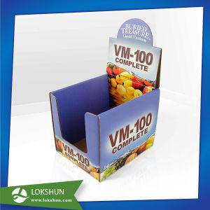 Cardboard Table/PDQ Carton Display /Cardboard Counter Top Display pictures & photos