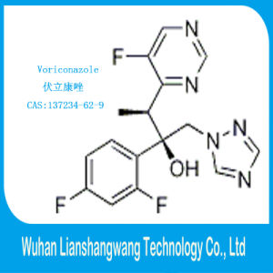 Antifungal Drug Voriconazole CAS: 137234-62-9 White Powder pictures & photos