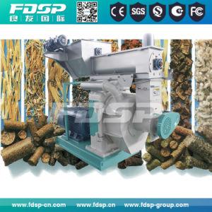 1-2tph Cotton Husk Pelletizer Machine/Ring Die Wood Pellet Mill Price pictures & photos