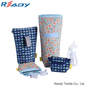 New Design Insulated Microfiber Pouch for Baby Bottle and Pacifier pictures & photos