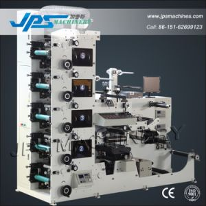 Aluminum Foil Paper Printing Machine pictures & photos